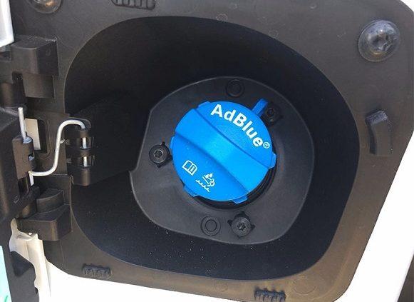 AdBlue per la tua auto