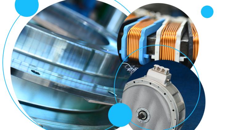 motore a flusso assiale e ibridi