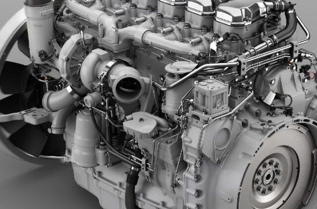 parliamo del motore a 6 cilindri