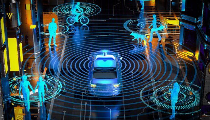 radar hd per l'auto